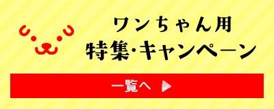 ワンちゃん用特集・キャンペーン