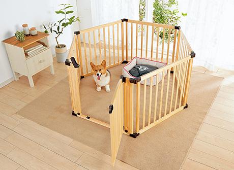 木製サークル フレックスⅡ
