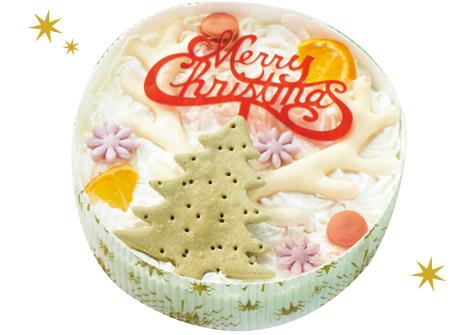 キッチンドッグ! クリスマスケーキ