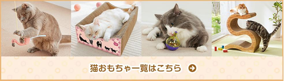 猫おもちゃ一覧はこちら