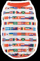 国旗ボーダータンク