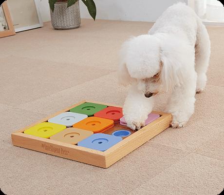 Dog′SUDOKU スライドパズル カラフル