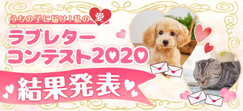 ラブレターコンテスト 2020 結果発表!