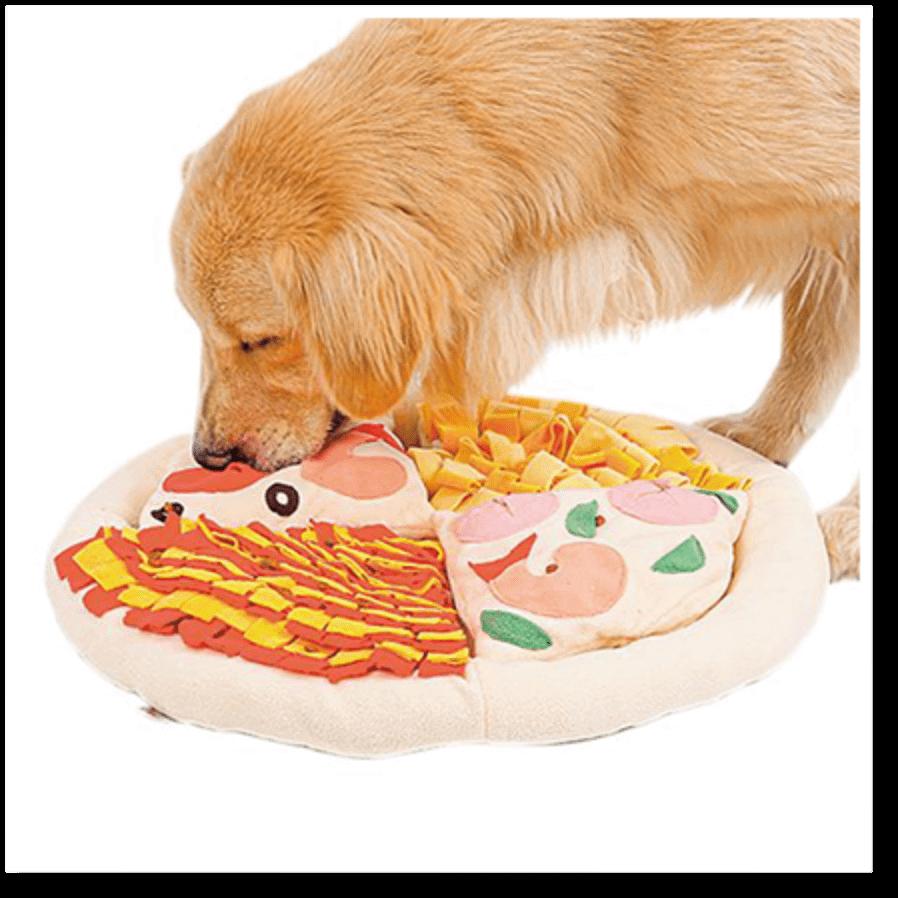 ピザのスナッフルマット