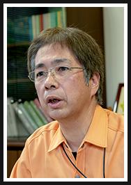 愛媛県動物愛護センター所長を務める山本さん