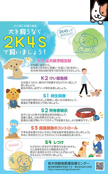 犬を飼うなら2K4S