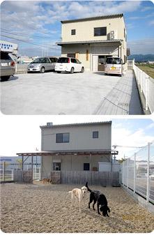 特定非営利活動法人日本サービスドッグ協会事務所画像