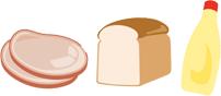 塩分の多い食品