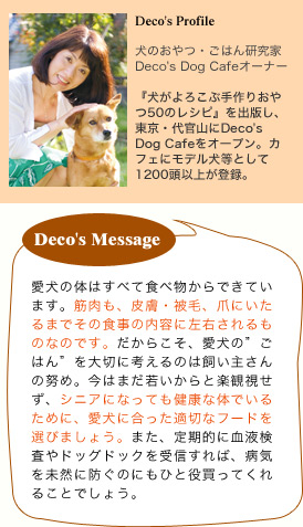 Deco's Profile