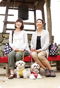 愛犬と楽しくお出かけ!「スタッフ犬と行く彦根城の旅」
