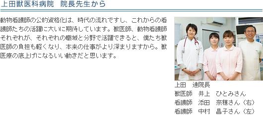 上田獣医科病院