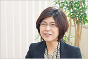 中塚圭子先生