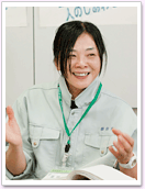 亀田由香利 主幹