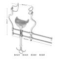 BBエースクラップ 腹壁開創器セット バルファー 開き巾190mm