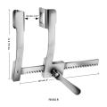 BBエースクラップ 開胸器 フィノシェット ブレード 36×45mm