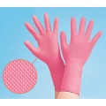 左右兼用 薄型家庭用ゴム手袋