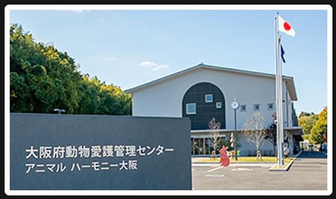 アニマル ハーモニー大阪(大阪府動物愛護管理センター)