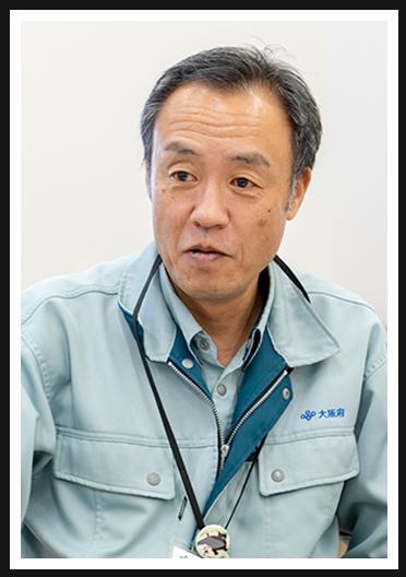 アニマル ハーモニー大阪所長の村山裕紀さん