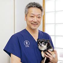 みゅう動物病院 院長 獣医師 本田 善久先生