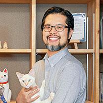 くわはら動物病院 獣医師 桑原 岳先生