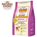 ナチュラルチョイス 超小型犬-小型犬用 成犬用 鹿肉&玄米 (ナチュラルフード)