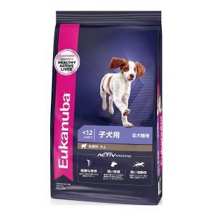 ユーカヌバラム&ライス 子犬用 全犬種用 12ヵ月まで