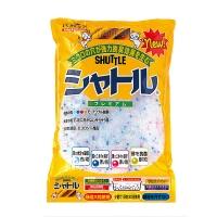 シャトル(シリカゲルの猫砂)3.6リットル
