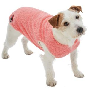 ボアフリースベスト ピンク・5号【ペット用品】(ペット用品犬服)ペット用品  ペットグッズ  ペットフード  ペット  ペピイ  PEPPY  ウェア(犬服)  犬用/【犬・猫の総合情報サイト『PEPPY(ペピイ)』公式通販】
