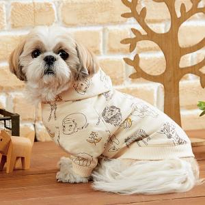 アニマルパーカー ピンク・4号【ペット用品】(ペット用品犬服)ペット用品  ペットグッズ  ペットフード  ペット  ペピイ  PEPPY  ウェア(犬服)  犬用/【犬・猫の総合情報サイト『PEPPY(ペピイ)』公式通販】