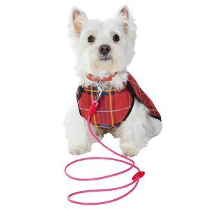 ラブリーレインリード ピンク・ML【ペット用品】(ペット用品犬ハーネスリード)ペット用品  ペットグッズ  ペットフード  ペット  ペピイ  PEPPY  リード  犬用/【犬・猫の総合情報サイト『PEPPY(ペピイ)』公式通販】