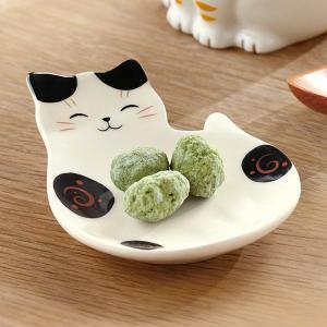 猫びより豆皿