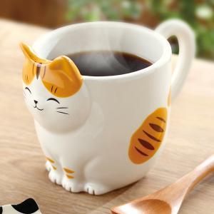 猫びよりマグカップ