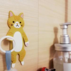 スティッキーフックフレンズ(猫)