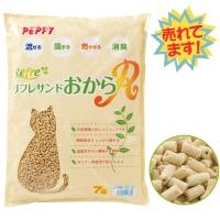 リフレサンド おから(食品原料の猫砂)