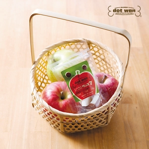 ドットわん フリーズドライ リンゴ7 ミニ(8g)