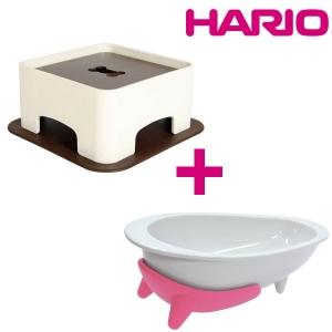 HARIO食器&わんテーブルセット