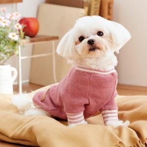 オーガニックコットンウェア ピンク・LL【ペット用品】(ペット用品犬服)ペット用品  ペットグッズ  ペットフード  ペット  ペピイ  PEPPY  ウェア(犬服)  犬用/【犬・猫の総合情報サイト『PEPPY(ペピイ)』公式通販】