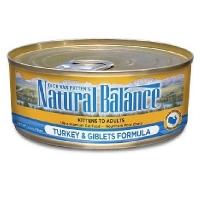 ナチュラルバランス キャットウェットフード缶  ターキー