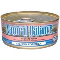 ナチュラルバランス キャットウェットフード缶 サーモン