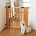 木製スタイリッシュゲイト (飛び出し防止犬用ゲート)