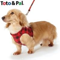 Toto&Pal(トトパル) ロイヤルタータンチェックリード