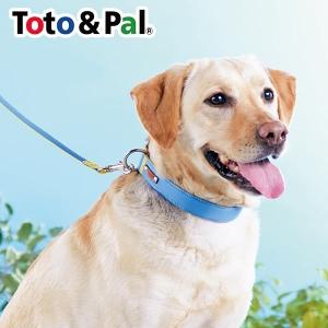 Toto & Pal(トトパル) NBカラー レッド・約・首回り34-48x幅2.5cm【ペット用品】(ペット用品犬首輪)ペット用品  ペットグッズ  ペットフード  ペット  ペピイ  PEPPY  犬用首輪  犬用/【犬・猫の総合情報サイト『PEPPY(ペピイ)』公式通販】