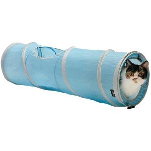 つながるトンネル ピンク・トンネル【ペット用品】(ペット用品猫おもちゃ)ペット用品  ペットグッズ  ペットフード  ペット  ペピイ  PEPPY  猫用おもちゃ  猫用/【犬・猫の総合情報サイト『PEPPY(ペピイ)』公式通販】