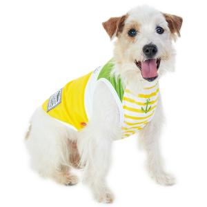 カラフルランニングタンク ピンク・3号【ペット用品】(ペット用品犬服)ペット用品  ペットグッズ  ペットフード  ペット  ペピイ  PEPPY  ウェア(犬服)  犬用/【犬・猫の総合情報サイト『PEPPY(ペピイ)』公式通販】