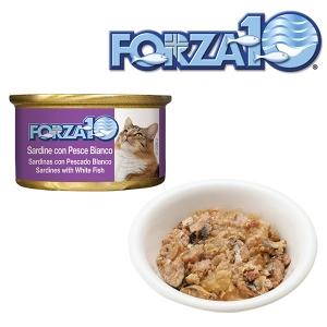 フォルツァ10(FORZA10) 猫用メンテナンスウェット イワシ&白身魚