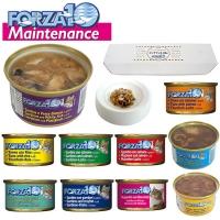 フォルツァ10(FORZA10) 猫用メンテナンスウェット10缶食べ比べセット