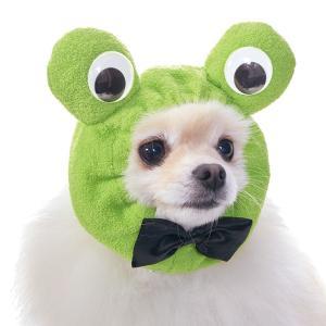 カエルスヌード S【ペット用品】(ペット用品犬服)ペット用品  ペットグッズ  ペットフード  ペット  ペピイ  PEPPY  ウェア(犬服)  犬用/【犬・猫の総合情報サイト『PEPPY(ペピイ)』公式通販】