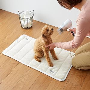クイックドライマット (犬猫用吸水マット)