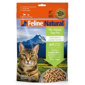 フィーラインナチュラル フリーズドライ チキン&ラム 320g(1.28kg分 ※4倍の水で戻した時)【ペット用品】(ペット用品猫キャットフード)ペット用品  ペットグッズ  ペットフード  ペット  ペピイ  PEPPY  猫用ドライフード  猫用/【犬・猫の総合情報サイト『PEPPY(ペピイ)』公式通販】
