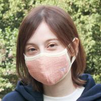 今治タオルマスク【刺しゅう入】